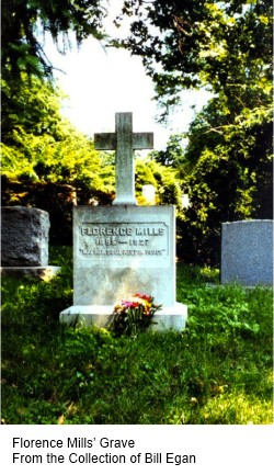 Florence Mills Grave Rdc